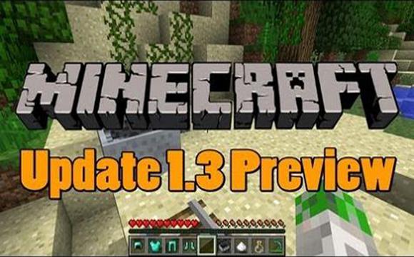 Minecraft 1.3 Version Coming August 1st