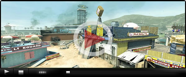 Modern Warfare 3 Collection 4 Final Assault DLC Map