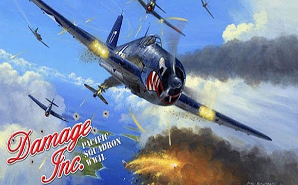 Damage Inc. Pacific Squadron WWII Walkthrough Strategy Guide