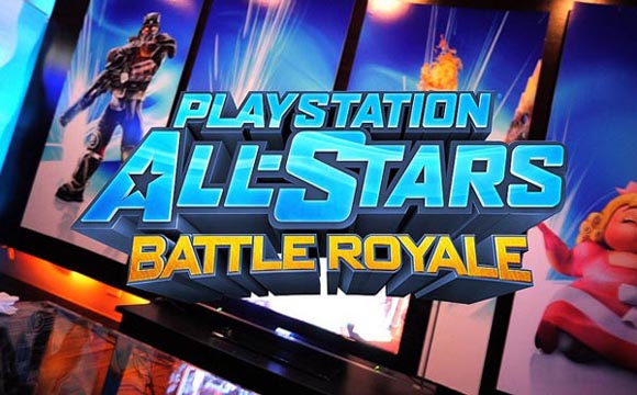 All-stars Battle Royale Gameplay – Shows all Characters