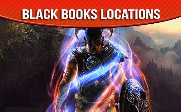 Skyrim Dragonborn Black Books Locations Guide