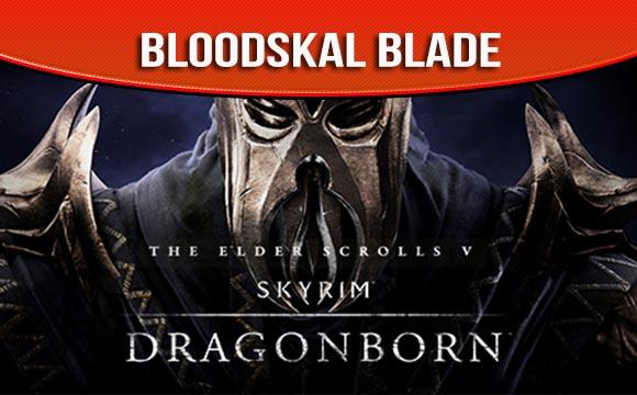 Skyrim Dragonborne Bloodskal BladeSkyrim Dragonborne Bloodskal Blade