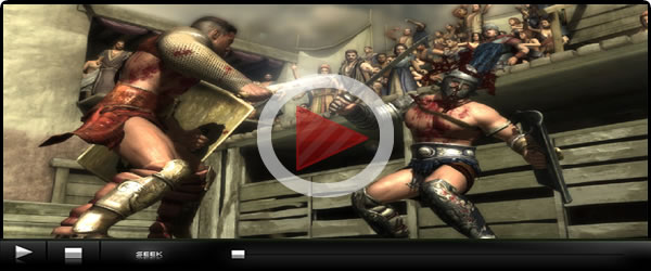Spartacus Legends trailer