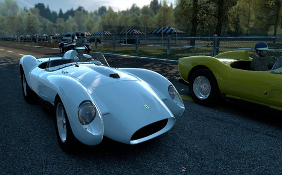 Test Drive: Ferrari Racing Legends Trophies List (PS3)
