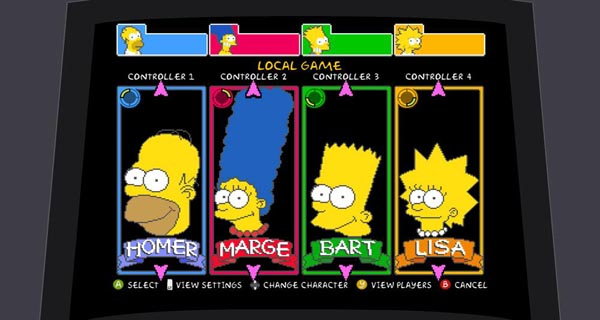 The Simpsons Arcade Game Will
