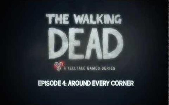 The Walking Dead Episode 4 Around Every Corner Walkthrough