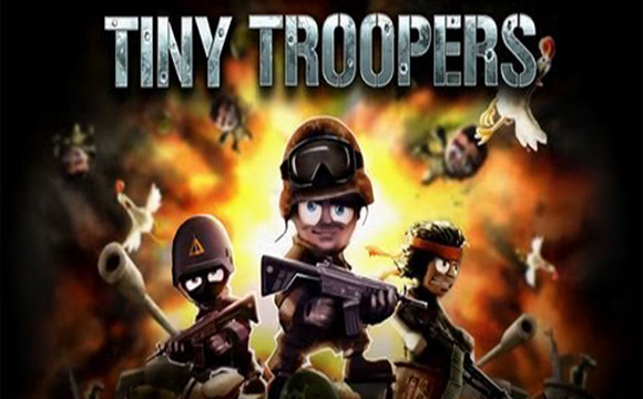 Tiny Troopers Walkthrough Strategy Guide (PC, iPhone)