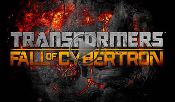 Transformers Fall of Cybertron Second Launch Trailer