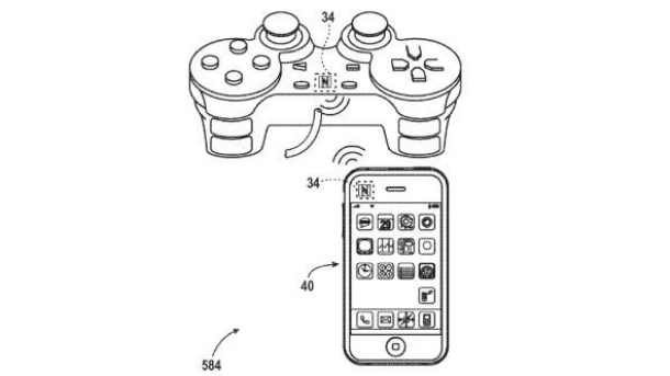 apple video game controller