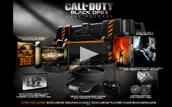 black ops 2 collector's Editions