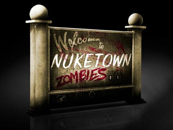 Black Ops 2 Welcomes Zombies to Nuketown