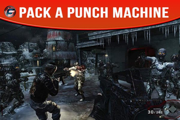 Pack a Punch Machine Black Ops 2 Black Ops 2 Zombies Pack a