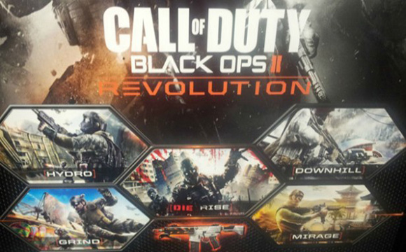 Black Ops 2 Revolution DLC Map Pack Preview Video