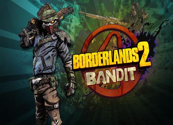 Borderlands 2 trailer Displays in Game Action