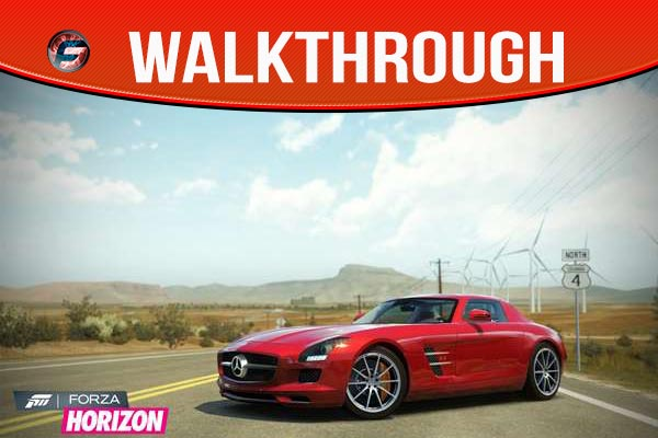 forza horizon walkthrough