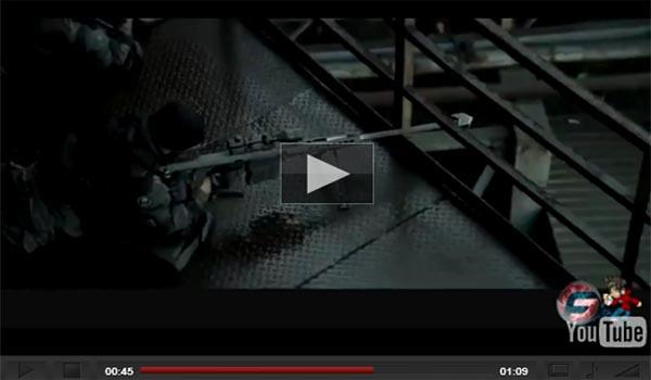 Ghost Recon: Short Soldier Alpha Movie – GamerFuzion