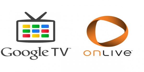 Google TV Second Gen Features Onlive Access