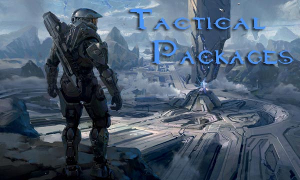Halo 4 Tactical Packages Guide