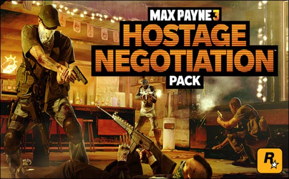 Max Payne 3 Hostage Negotiation DLC Pack