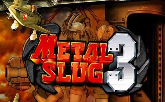 metal slug 3 walkthrough