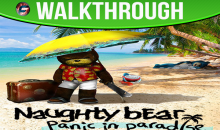 Naughty Bear Panic in Paradise Walkthrough and Wiki Guide