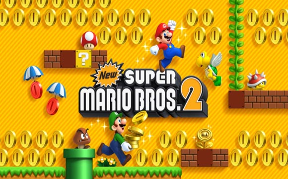 New Super Mario Bros 2 Walkthrough Strategy Guide 3Ds