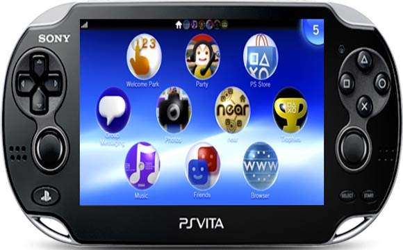PS VITA Giveaway Contest Winner