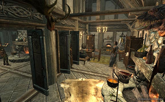 The Elder Scrolls V Skyrim Hearthfire Walkthrough