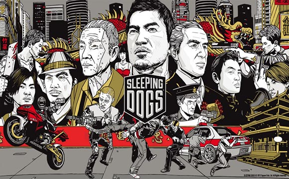 Sleeping Dogs PC Steam Code Giveaway