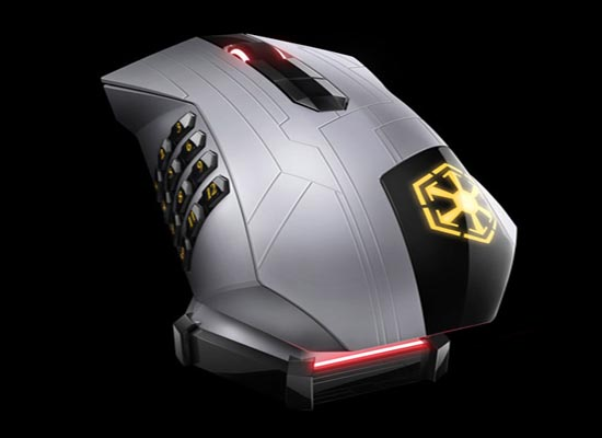 Star Wars: The Old Republic gaming mouse by Razer!