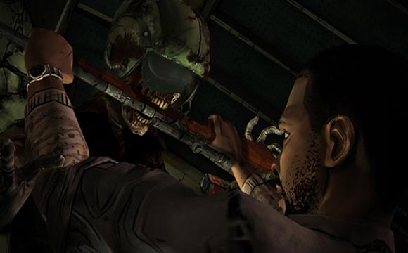 The Walking Dead: Episode 3 Walkthrough Strategy Guide