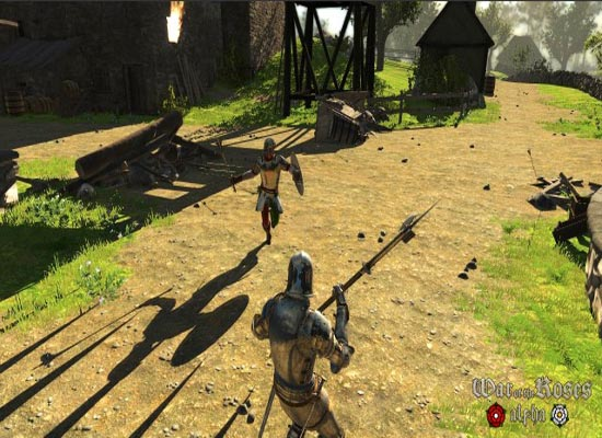 E3 2012 War Of The Roses Gameplay Trailer