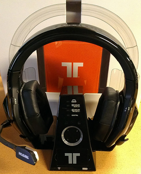 Tritton Warhead 7.1 Wireless Headset Review