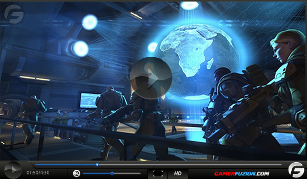 XCOM Enemy Unknown Launch Trailer Our Last Hope