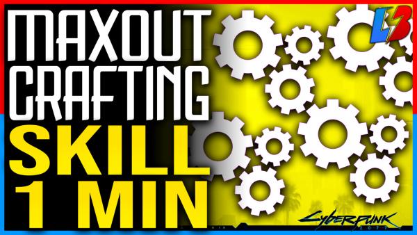 Cyberpunk 2077: Athletics Level Glitch for Fast Max Skill