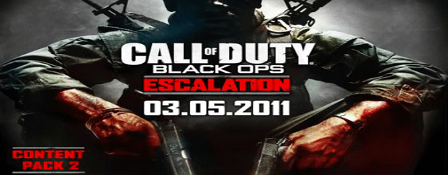 call of duty black ops map pack 2 escalation. Black Ops Escalation Map Pack