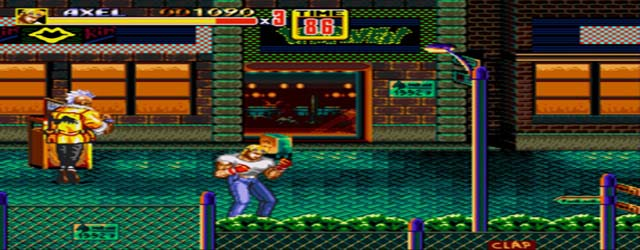 The Streets of Rage 2